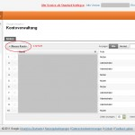 Google Analytics Konto
