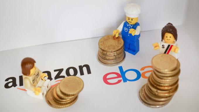 Return on Invest bei Amazon und ebay