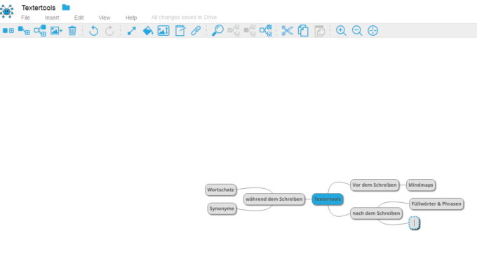 Screenshot Mind Map Tool