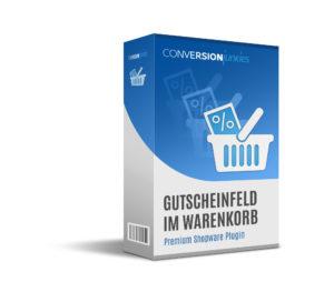 Shopware Plugin Gutschein im Warenkorb